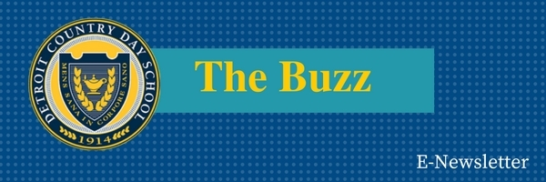the Buzz e-newsletter masthead
