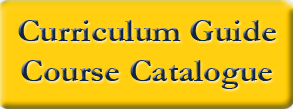 button image for course catalogue and curriculum guide
